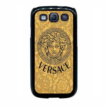versace gold logo triforce samsung galaxy s3 s4 s5 s6 edge cases