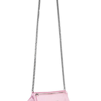 Givenchy - Pandora mini textured-leather shoulder bag
