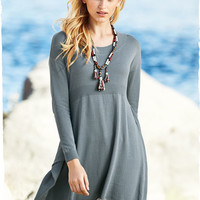 Lake Mead Pima Cotton Tunic - Tees & Tops