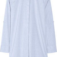 MiH Jeans - The Oversized cotton-poplin shirt