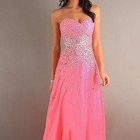 WowDresses — 2013 New Strapless Prom Dresses with Beading