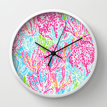 Lets Cha-Cha Wall Clock by Uramarinka