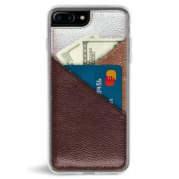 Gilded Wallet iPhone 7/8 Plus Case
