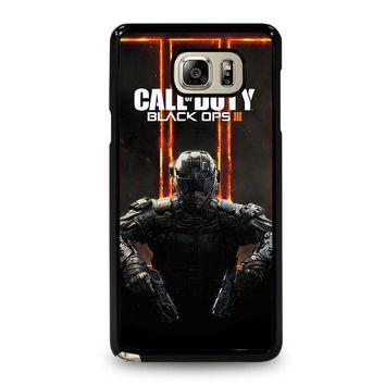 CALL OF DUTY BLACK OPS 3 Samsung Galaxy Note 4 Case Cover