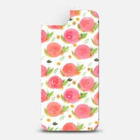 Floral iPhone 6 case by Li Zamperini Art | Casetify