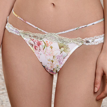 Exclusive Lingerie and Beachwear | Thong | CAZAR