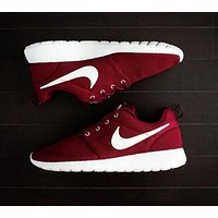 NIKE New Fashion Men Women Running Casual Sport Shoes Sneakers RED