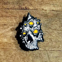 "The White ""Hexaskull"" by Al Grime Lin 