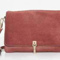 Elizabeth And James Mini Cross Body Bag In Carmine