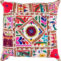 Karma Come Away with Me Decorative Pillow - Home Decor | Surya