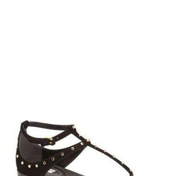 ONETOW balenciaga studded t strap sandal women nordstrom 3