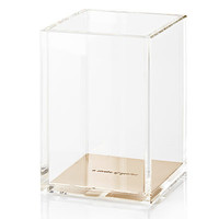 Kate Spade Acrylic Pen/Pencil Holder | Waiting On Martha