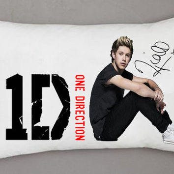 New One Direction Niall Horan Rectangle Pillow by unlimitedstore2u