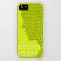 The Perks of Being a Wallflower iPhone Case by Justified | Society6