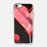Casetify iPhone 7 Classic Grip Case - Heart of love by littlesilversparks #iPhone 7