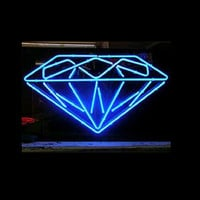 Diamond Jewelry Neon Sign