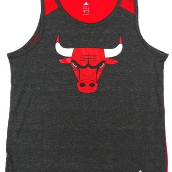Men's Chicago Bulls adidas Fast climalite Tank Top