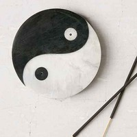 Yin-Yang Incense Holder- Black & White One