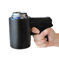 BigMouth Inc Gun Shaped Drink Kooler