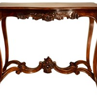 19th-C. French Parlor Table