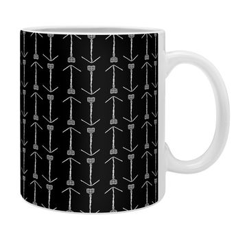 Allyson Johnson Black Arrows Coffee Mug