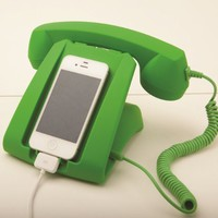 Green Talk Dock Mobile Device Handset and Charging Cradle:Amazon:Cell Phones & Accessories