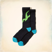 Hollister Crew Socks