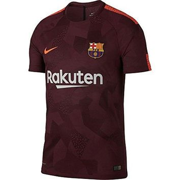Nike 2017/18 FC Barcelona Youth 3rd Jersey