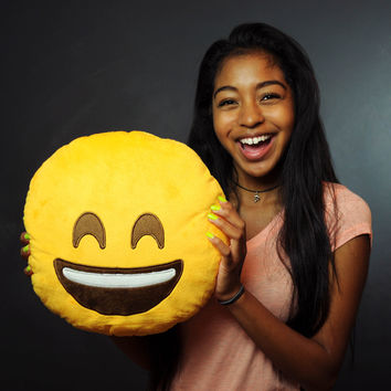 Emoji Pillows® - Smile