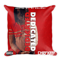 Dedicated (16x16) All Over Print/Dye Sublimation Chief Keef Couch Throw Pillow Insert & Pillow Case/Cover