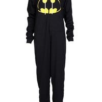 Adult Batman Print Onesuit - Womens Clothing Sale, Womens Fashion, Cheap Clothes Online | Miss Rebel