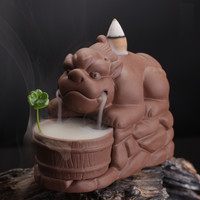 Brave Troops Incense Burner