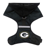 Hooded NFL Harness — Green Bay Packers