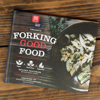 """Forking Good Food"" Cookbook"