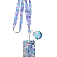 Pokemon Water Type Pokemon Lanyard