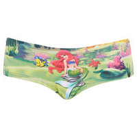 Little Mermaid Cheeky Pant - Lingerie - 3 for £10 - Basic Offers  - Sale & Offers
