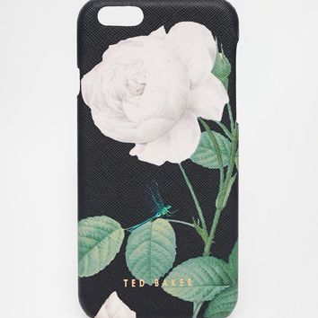 Ted Baker Distinguish Rose iPhone 6 Case at asos.com