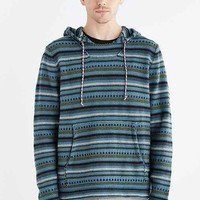 Koto Baja Pattern Hooded Sweater-