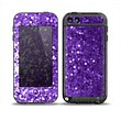 The Purple Shaded Sequence Skin for the iPod Touch 5th Generation frē LifeProof Case