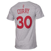 Men's Adidas Golden State Warriors Nba Stephen Curry Name And Number T-shirt | Finish Line