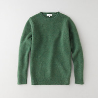REVERSE SEAM SWEATER