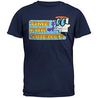 Dexter's Laboratory - Time For Science T-Shirt