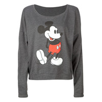 FULL TILT Mickey Womens Sweatshirt