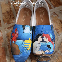 Disney's The Little Mermaid Toms Shoes