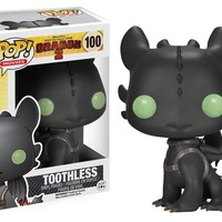 LicensedCartoons.com: How to Train Your Dragon 2 Toothless Vinyl Figure