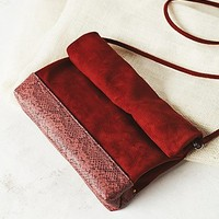 Free People Womens Covet Crossbody