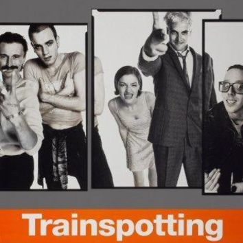 Trainspotting poster 16inx24in