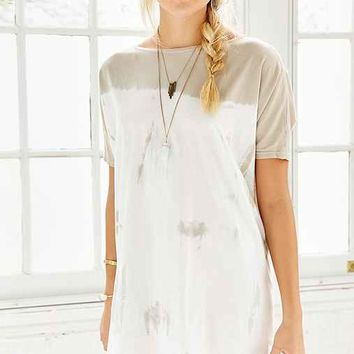 Mary Meyer Spring Tunic Top- Tan