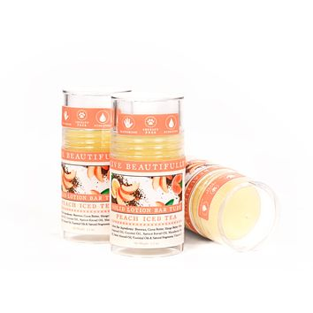 Peach Iced Tea - Hydrating Lotion Bar