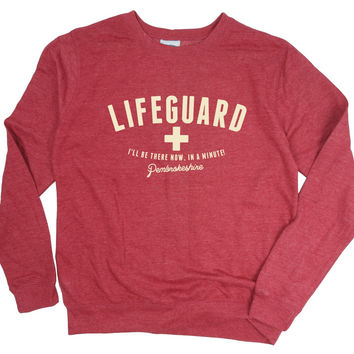 Ladies Lifeguard Sweatshirt